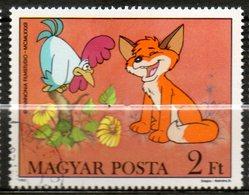 HONGRIE  Vuk Le Petit Renard 1982 N°2835 - Hungary