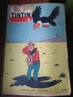 TINTIN N° 389 Du 5 Avril 1956 (avec Très Belle Publicité NOREV). - Tintin