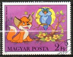 HONGRIE  Vuk Le Petit Renard 1982 N°2836 - Hungary