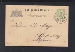 Bayern GSK Zudruck Porzenalmalerei München - Bayern