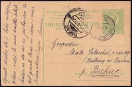 JUGOSLAVIA - TRAIN POSTMARK KOTORIBA MARIBOR 80 - 1924 - Covers & Documents