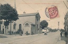 CPA - France - (59)  Nord - Dunkerque - Chapelle Notre-Dame Des Dunes - Dunkerque