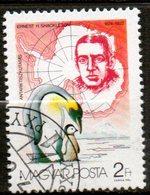 HONGRIE  E H Shackleton 1987 N° 3118 - Hungary