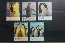 Neuseeland Ross-Gebiet 89-93 ** Postfrisch Vögel #SK694 - Unclassified