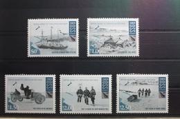 Neuseeland Ross-Gebiet 109-113 ** Postfrisch #SK698 - Unclassified