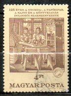 HONGRIE  Typographie 1987 N° 3115 - Hungary