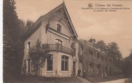 BOUILLON / LE CHATEAU DES AMEROIS / LE PAVILLON DES OFFICIERS - Bouillon