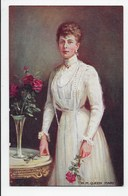 H.M. Queen Mary  - Tuck Oilette 9822 - Royal Families