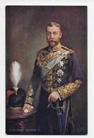 H.M. King George V  - Tuck Oilette 9822 - Royal Families