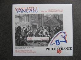 VANUATU: TB BF N° 12, Neuf XX. - Vanuatu (1980-...)