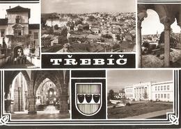 05/FG/18 - REPUBBLICA CECA - TREBIC: Vedutine - Repubblica Ceca