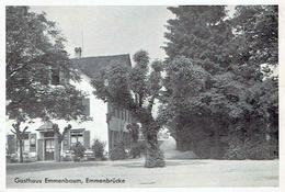 EMMENBRÜCKE : Gasthaus Emmenbaum - LU Lucerne