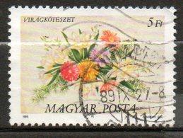 HONGRIE  Bouquet De Fleurs 1989 N° 3212 - Hungary