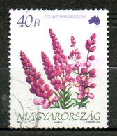 HONGRIE  IFleur 1992 N° 3396 - Hungary