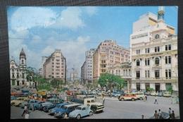 Brazil, RECIFE PRACA DO DIARIO, OLD CAR - Recife