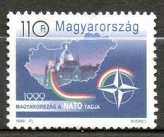 HONGRIE  Logo O T A N 1999 N° 3663 - Hungary