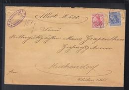 Dt. Reich Wertbrief 1911 - Deutschland