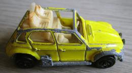 Citroën Diane Maharadjah - Majorette  1/60 ème - Majorette