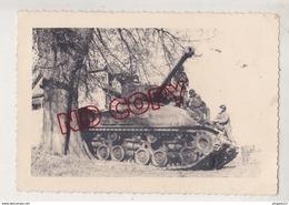 Au Plus Rapide Tank Char D'assaut Archive D'un Militaire Des TOA * Année 1952-1953 Char Nommé Destructeur - War, Military