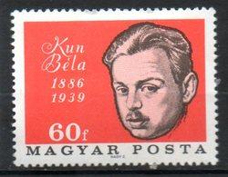 HONGRIE  Bela Kun 1966 N° 1799 - Hungary