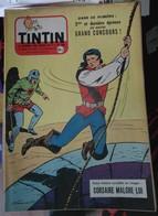 TINTIN N°423 Du 29 Novembre 1956 - Très Bon état. (rare Pub Pour Dinky Toys) - Tintin