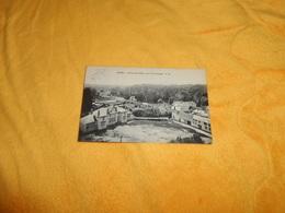CARTE POSTALE ANCIENNE CIRCULEE DE 1923. / LEVES.- L'ECOLE DES FILLES VUE A VOL D'OISEAU. / CACHETS + TIMBRE - Lèves