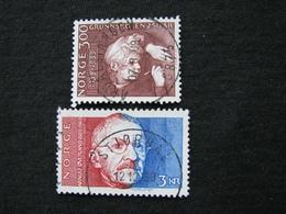 Norwegen  1022 , 1031  O - Norwegen