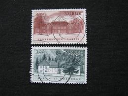 Norwegen  1033 - 1034  O - Norwegen