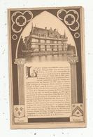 Cp , 37 ,  AZAY LE RIDEAU ,  Vierge - Azay-le-Rideau