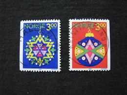 Norwegen  1035 - 1036  O - Norwegen