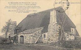 La Chaumière Des Princes Sur La Route Du Gerbier Au Mézenc (Ardèche), Ferme Des Cévennes - Editions Margerit-Brémond - Non Classés