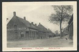 +++ CPA - WESTVLETEREN - Tram Statie - Station   // - Vleteren