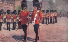 AM21 Harry Payne Postcard, Changing The Guards At St. James - Other Illustrators
