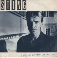 Disque 45 Tours STING - Année 1985 - Rock