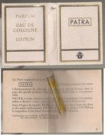 échantillon Parfum Patra - Other