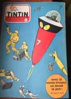 TINTIN N° 435 Du 21 Février 1957 - Très Bon état. - Tintin