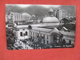 RPPC  Venezuela Caracas  Capitol       Ref. 3080 - Venezuela