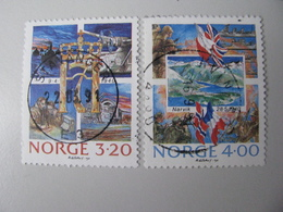 Norwegen  1042 - 1043  O - Norwegen