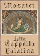MOSAICI DELLA CAPPELLA PALATINA 12 Cartes 1474J - Palermo