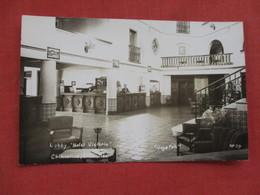 RPPC  > Mexico -- Lobby Hotel Victoria  Chihuahua    Ref. 3080 - Mexique