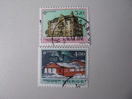 Norwegen  1046 - 1047  O - Norwegen
