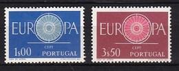 Europa CEPT - Portugal - MH - M 898-899 - 1960
