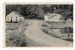 Bertogne S/Ourthe  Le Pont (met Sterstempel) - Bertogne