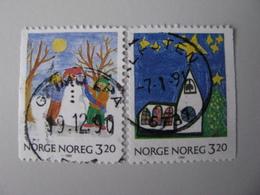 Norwegen  1057 - 1058  O - Norwegen