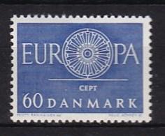 Europa CEPT - Denemarken - MH - M 386 - 1960