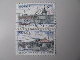 Norwegen  1064 - 1065  O - Norwegen