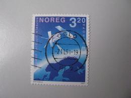 Norwegen  1062  O - Norwegen
