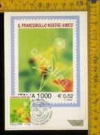 Repubblica F.D.C. Cartolina Maximum - 6. 1946-.. Repubblica