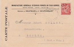 NEUFMANIL  &   GESPUNSART - France