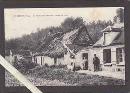 Oise - Verberie - Le Petit Saint Germain - Route De Pont , Chevre - Verberie